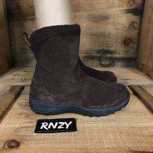 LL Bean 200g Primaloft Lined Side Zip Boots